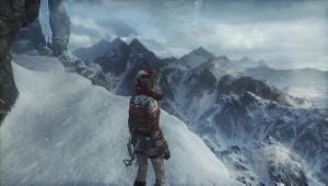 雪山のララ